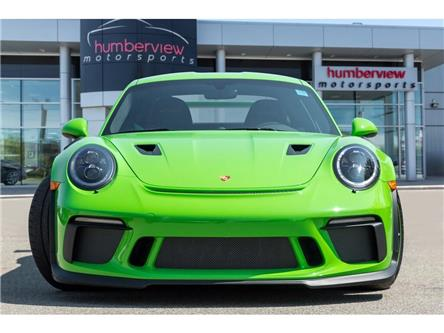2019 Porsche 911 GT3 RS (Stk: 19HMS640) in Mississauga - Image 2 of 26