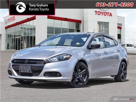 2015 Dodge Dart SXT (Stk: 89406A) in Ottawa - Image 1 of 26