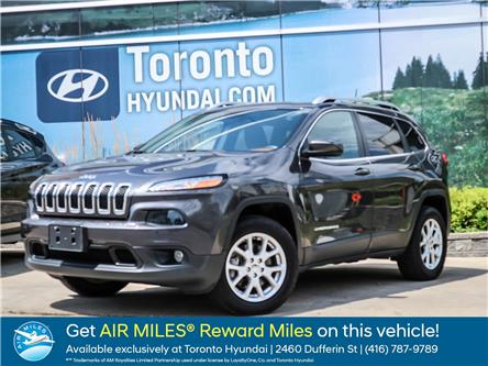 2016 Jeep Cherokee North (Stk: U06547) in Toronto - Image 1 of 23