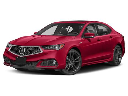 2020 Acura TLX Tech A-Spec (Stk: L800050) in Brampton - Image 1 of 3