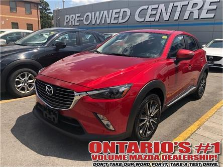 2016 Mazda CX-3 GT (Stk: P2435) in Toronto - Image 1 of 19