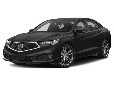 2020 Acura TLX Tech A-Spec w/Red Leather (Stk: L800219) in Brampton - Image 1 of 9