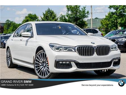 2016 BMW 750 Li xDrive (Stk: PW4936) in Kitchener - Image 1 of 22