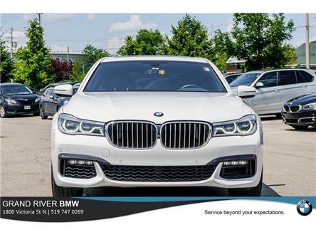 2016 BMW 750 Li xDrive (Stk: PW4936) in Kitchener - Image 2 of 22