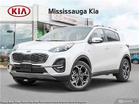 2020 Kia Sportage SX (Stk: SP20008) in Mississauga - Image 1 of 24