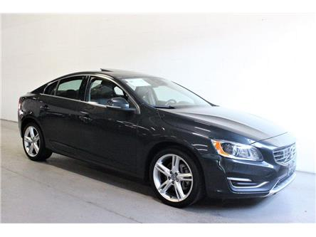 2016 Volvo S60 T5 Special Edition Premier (Stk: 402254) in Vaughan - Image 1 of 27