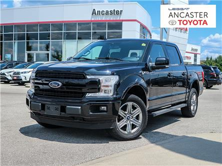 2018 Ford F-150  (Stk: P101) in Ancaster - Image 1 of 30