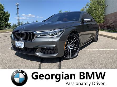 2019 BMW 750i xDrive (Stk: B19198) in Barrie - Image 1 of 18
