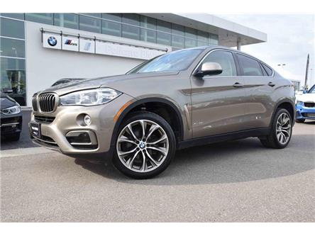 2017 BMW X6 xDrive35i (Stk: PX47308) in Brampton - Image 1 of 18