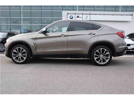 2017 BMW X6 xDrive35i (Stk: PX47308) in Brampton - Image 2 of 18