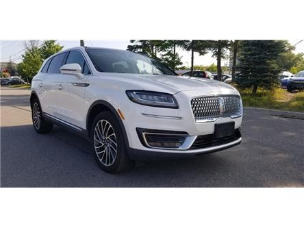 2019 Lincoln Nautilus Reserve (Stk: P8755) in Unionville - Image 1 of 22