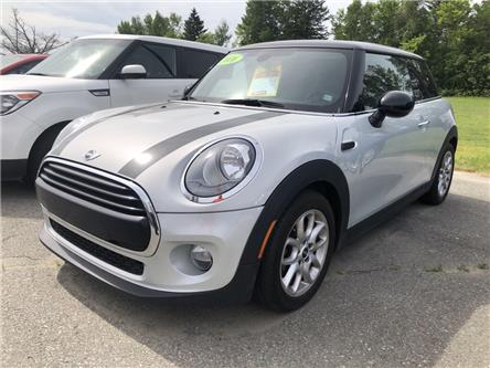 2016 MINI 3 Door Cooper (Stk: MM910) in Miramichi - Image 1 of 9