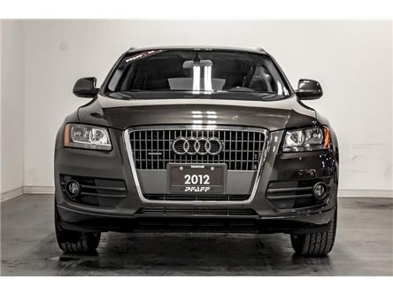 2012 Audi Q5 2.0T Premium (Stk: T16919A) in Woodbridge - Image 2 of 22
