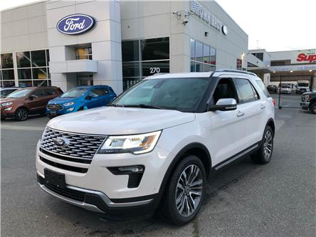 2018 Ford Explorer Platinum (Stk: RP19260) in Vancouver - Image 1 of 29