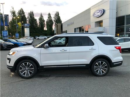 2018 Ford Explorer Platinum (Stk: RP19260) in Vancouver - Image 2 of 29
