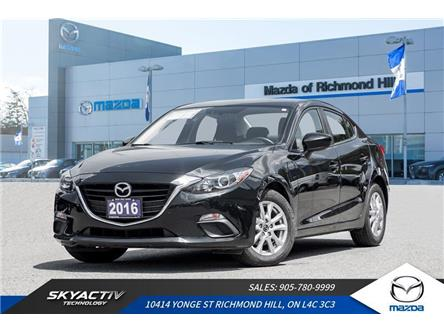 2016 Mazda Mazda3 GS (Stk: 19-525A) in Richmond Hill - Image 1 of 18