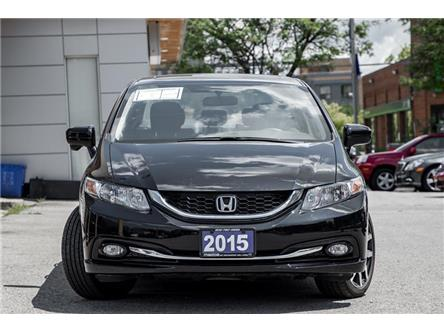 2015 Honda Civic Touring (Stk: P0436) in Richmond Hill - Image 2 of 22