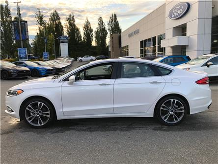 2018 Ford Fusion Titanium (Stk: OP19246) in Vancouver - Image 2 of 26