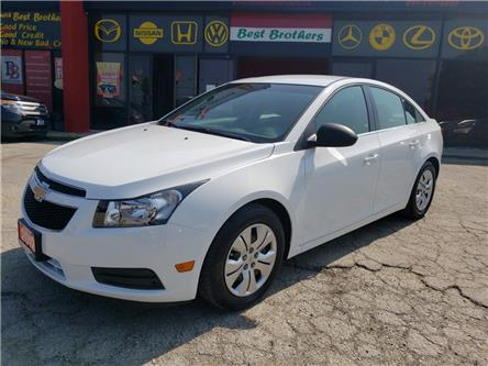 2012 Chevrolet Cruze LS (Stk: 322726) in Toronto - Image 1 of 12