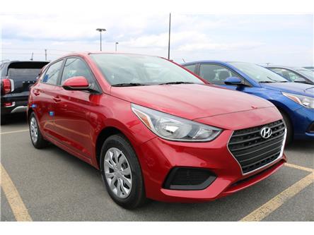 2020 Hyundai Accent Essential (Stk: 01975) in Saint John - Image 1 of 2