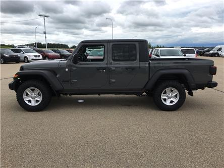 2020 Jeep Gladiator Sport S (Stk: 20GD3774) in Devon - Image 1 of 17