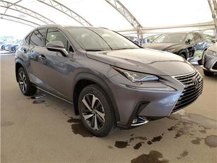2020 Lexus NX 300 Base (Stk: L20029) in Calgary - Image 1 of 6