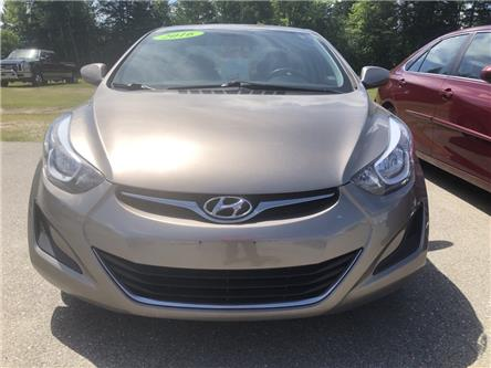 2016 Hyundai Elantra  (Stk: MM923) in Miramichi - Image 2 of 11