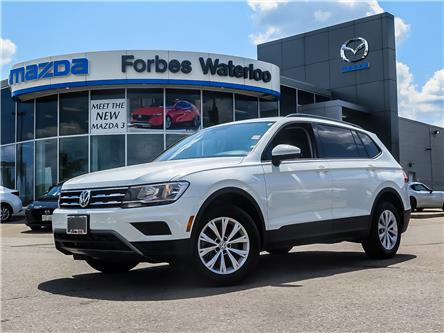 2019 Volkswagen Tiguan Trendline (Stk: W2324) in Waterloo - Image 1 of 23