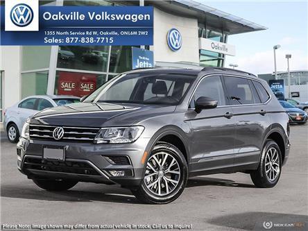 2019 Volkswagen Tiguan Comfortline (Stk: 21482) in Oakville - Image 1 of 23