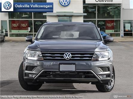 2019 Volkswagen Tiguan Comfortline (Stk: 21482) in Oakville - Image 2 of 23