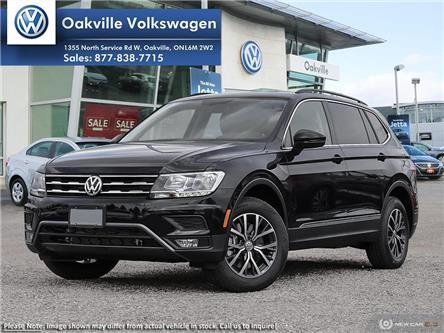 2019 Volkswagen Tiguan Comfortline (Stk: 21494) in Oakville - Image 1 of 19