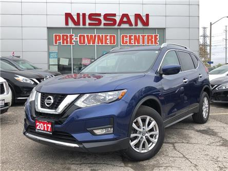 2017 Nissan Rogue SV-AWD (Stk: U3023) in Scarborough - Image 1 of 20