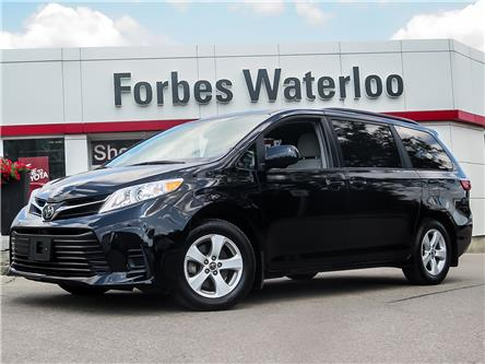 2019 Toyota Sienna LE 8-Passenger (Stk: 11618) in Waterloo - Image 1 of 24