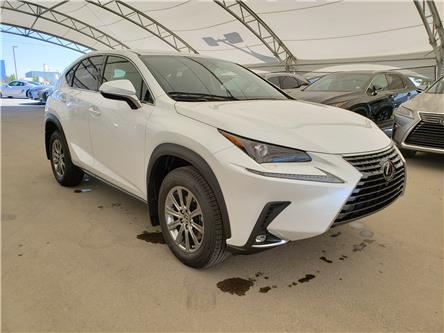 2020 Lexus NX 300 Base (Stk: L20016) in Calgary - Image 1 of 6