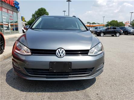 2016 Volkswagen Golf Sportwagon 1.8 TSI Comfortline (Stk: GM521525) in Sarnia - Image 2 of 21