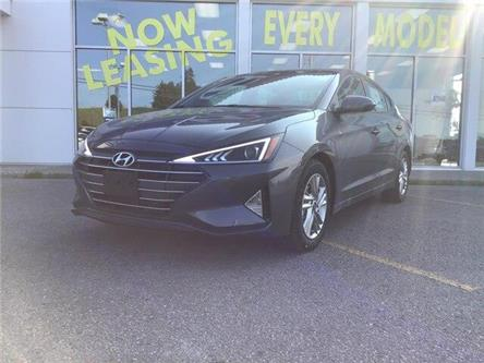 2020 Hyundai Elantra Preferred w/Sun & Safety Package (Stk: H12135) in Peterborough - Image 2 of 16