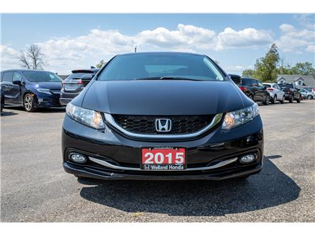 2015 Honda Civic Touring (Stk: U19322) in Welland - Image 2 of 19