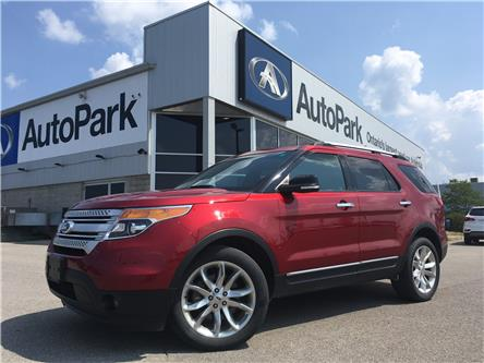 2015 Ford Explorer XLT (Stk: 15-58533MB) in Barrie - Image 1 of 30