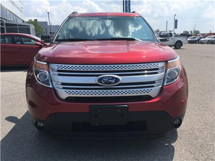 2015 Ford Explorer XLT (Stk: 15-58533MB) in Barrie - Image 2 of 30