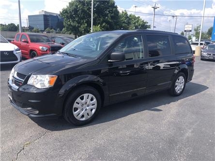 2017 Dodge Grand Caravan  (Stk: 345-70) in Oakville - Image 1 of 11