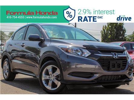2017 Honda HR-V LX (Stk: 19-1916A) in Scarborough - Image 1 of 27