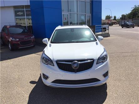 2019 Buick Envision Premium II (Stk: 204683) in Brooks - Image 2 of 25