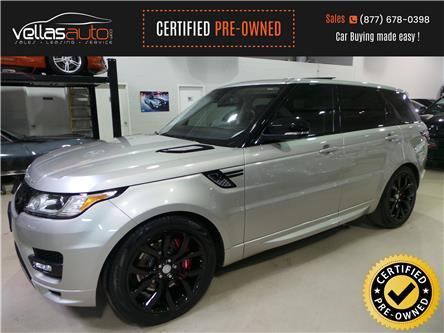 2016 Land Rover Range Rover Sport V8 Supercharged (Stk: NP2241) in Vaughan - Image 1 of 27