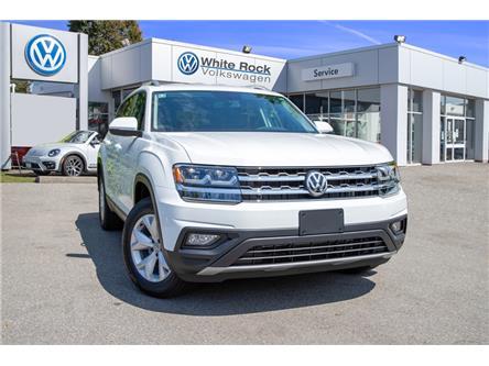 2019 Volkswagen Atlas 2.0 TSI Comfortline (Stk: KA576430) in Vancouver - Image 1 of 30