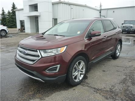 2016 Ford Edge Titanium (Stk: 9166A) in Wilkie - Image 2 of 21