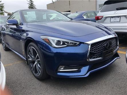 2019 Infiniti Q60 3.0t LUXE (Stk: 19Q6010) in Newmarket - Image 2 of 5