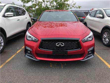 2019 Infiniti Q50 3.0t I-LINE RED SPORT (Stk: 19Q5050) in Newmarket - Image 2 of 4