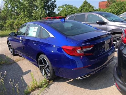 2019 Honda Accord Sport 1.5T (Stk: N5268) in Niagara Falls - Image 2 of 4