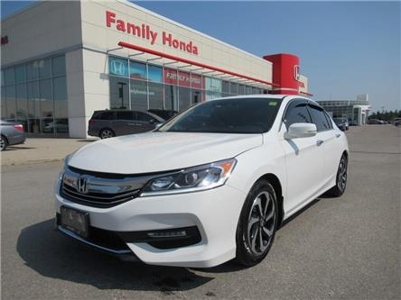 2017 Honda Accord EX-L, FREE WARRANTY (Stk: 9805530A) in Brampton - Image 1 of 30