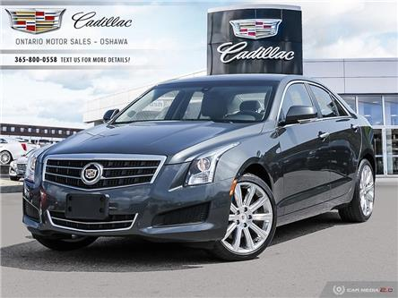 2014 Cadillac ATS 3.6L Luxury (Stk: 203326A) in Oshawa - Image 1 of 36